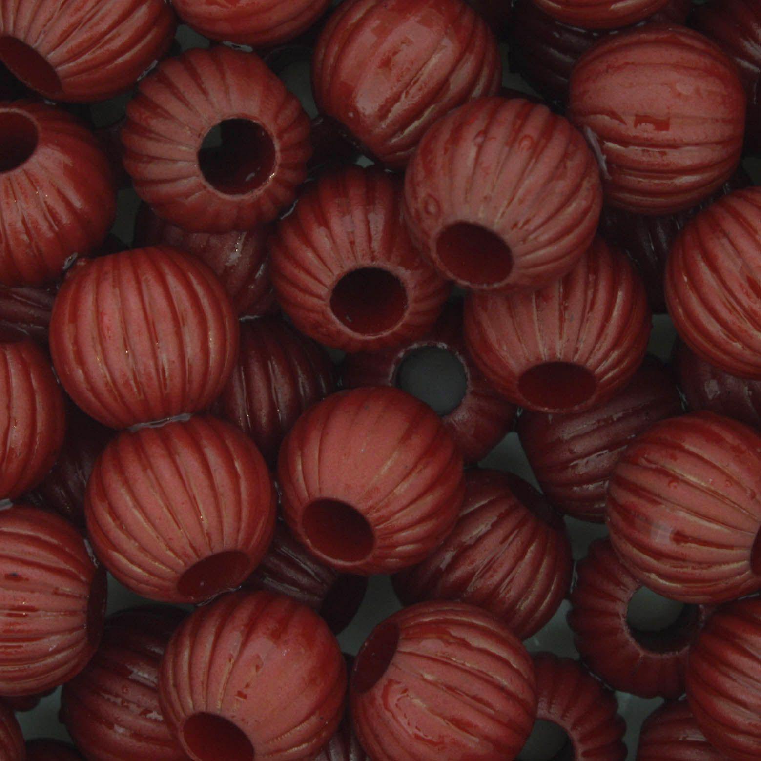 Miçanga Pesca - Sorocaba Vermelha  - Stéphanie Bijoux® - Peças para Bijuterias e Artesanato