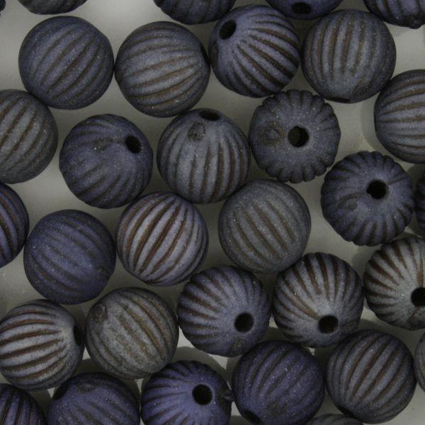 Miçanga Pesca - Sorocabinha Azul  - Stéphanie Bijoux® - Peças para Bijuterias e Artesanato