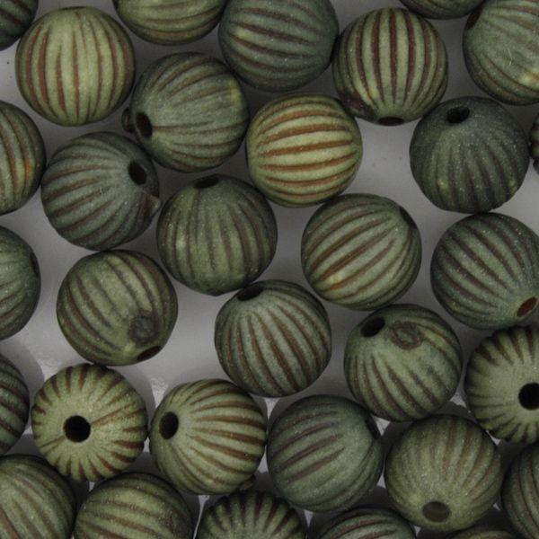 Miçanga Pesca - Sorocabinha Verde  - Stéphanie Bijoux® - Peças para Bijuterias e Artesanato