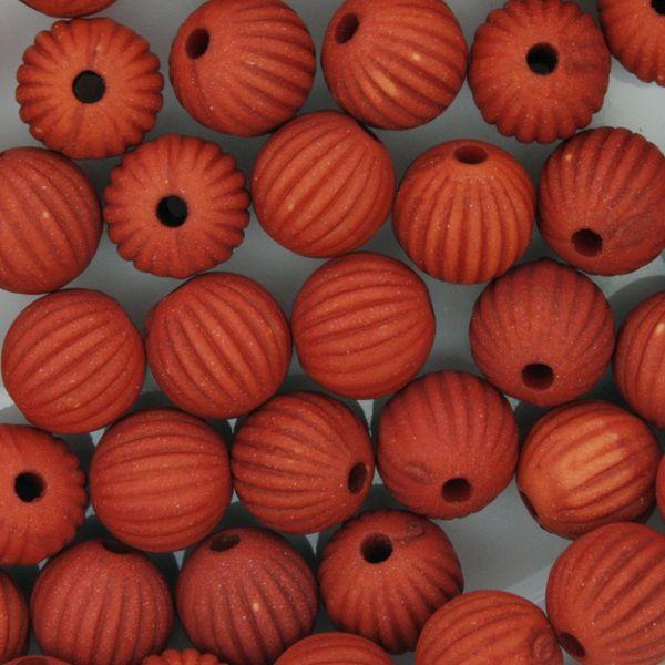 Miçanga Pesca - Sorocabinha Vermelha  - Stéphanie Bijoux® - Peças para Bijuterias e Artesanato