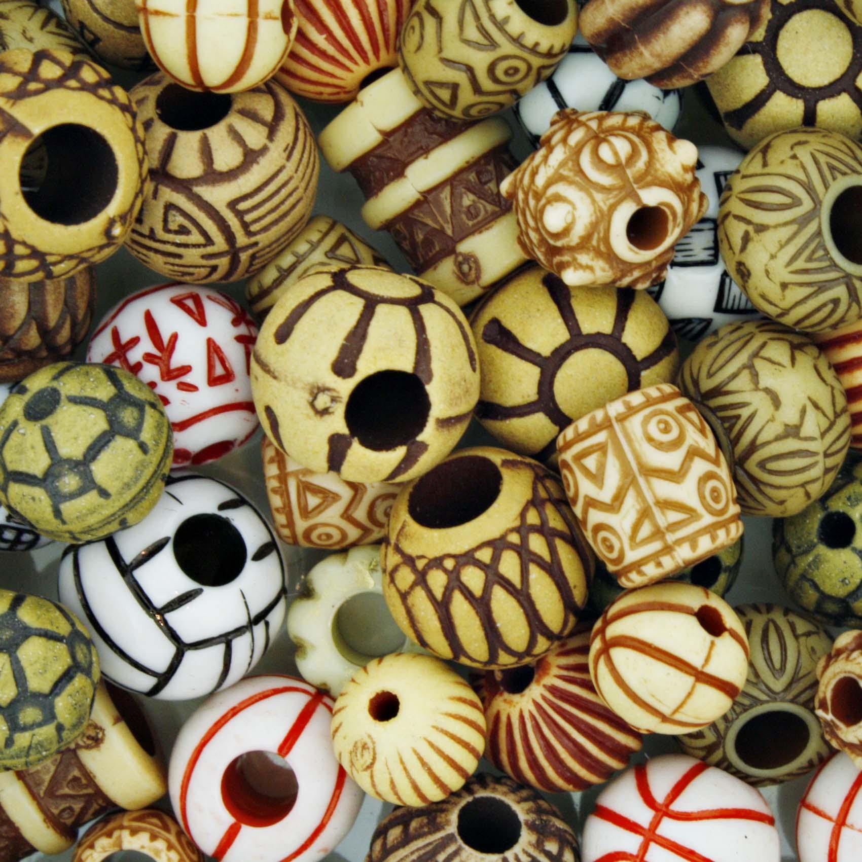 Miçanga Pesca - Sortida  - Stéphanie Bijoux® - Peças para Bijuterias e Artesanato