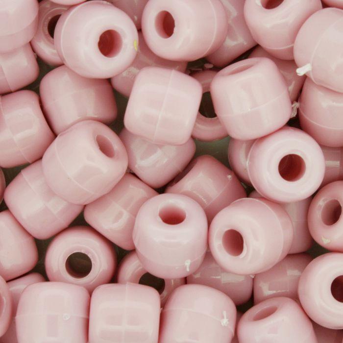 Miçangão Plástico - Tererê® - Rosa  - Stéphanie Bijoux® - Peças para Bijuterias e Artesanato