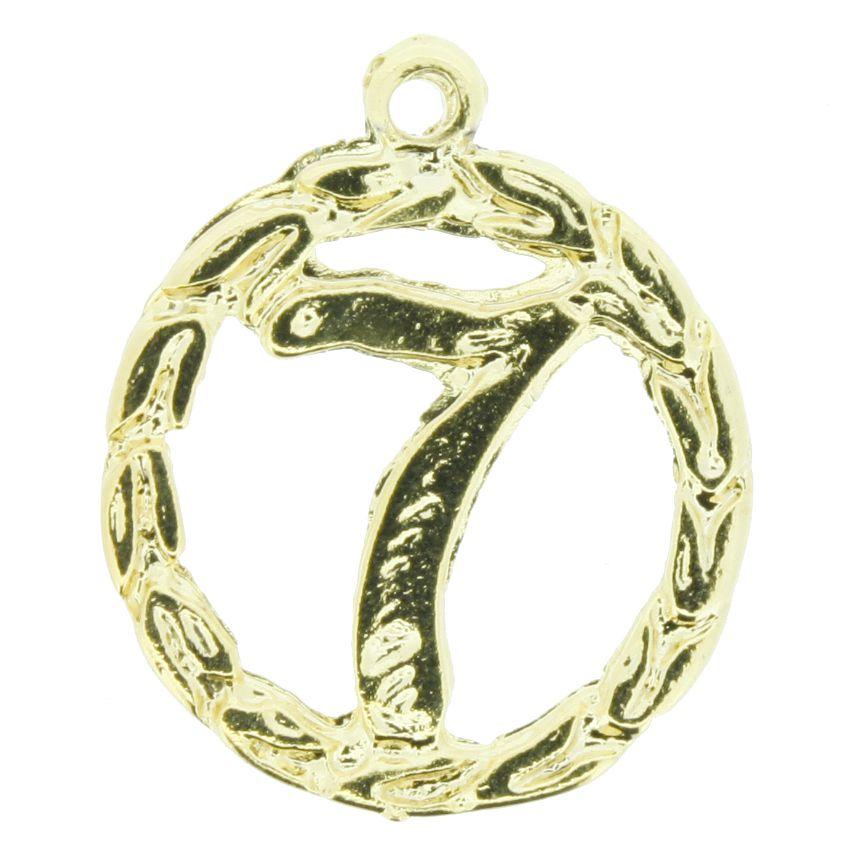 Sete - Dourado - 22mm  - Stéphanie Bijoux® - Peças para Bijuterias e Artesanato