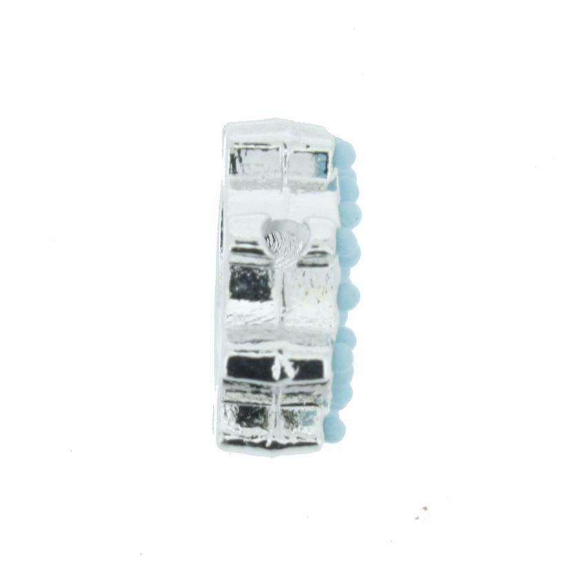 Timão - Níquel - 14mm  - Stéphanie Bijoux® - Peças para Bijuterias e Artesanato