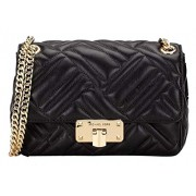 Bolsa Michael Kors Peyton MD Shoulder Preto