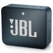 Caixa de Som JBL Go 2  Azul Navy