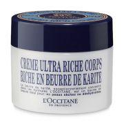 Creme Corporal L'occitane Ultra Hidratante Karité 200ml