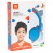 Fone De Ouvido Bluetooth Infantil JBL JR 300 BT  Azul