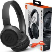 Headphone Bluetooth T500BT JBL  Preto