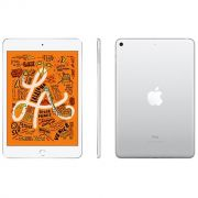 iPad mini 5 Apple Tela Retina 64GB, Wi-Fi Silver e Space