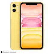 iPhone 11 Amarelo Tela de 6,1