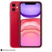 iPhone 11 Vermelho Tela de 6,1