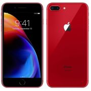 Iphone 8 Plus Apple 256GB IOS 11 A1905 Tela de 5.5 Vermelho