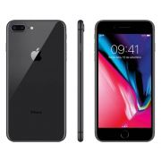 Iphone 8 Plus Apple 128GB Tela 5,5 Cinza Espacial