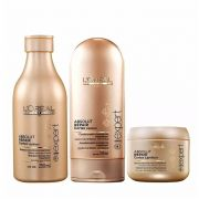 Kit Capilar L'oreal Absolut Repair Trio