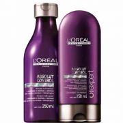 Kit Loreal Absolut Control Shampoo 250ml + Condicionador 250ml