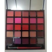 Paleta Smashbox Be Legendary Matte Lipstick 25 Cores