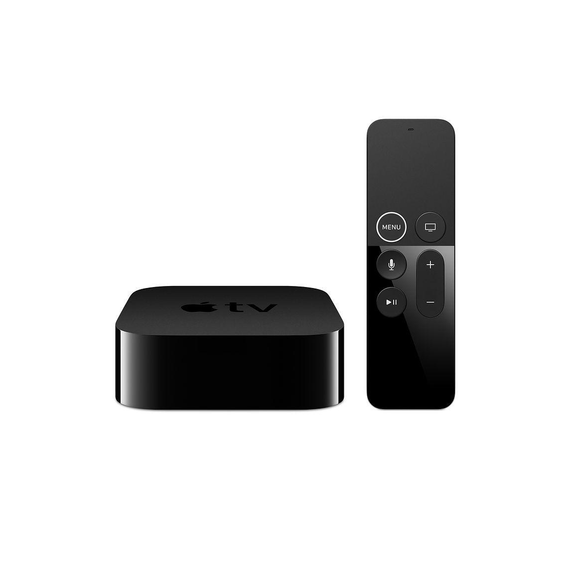 Apple TV 4K 64GB MP7P2LZ/A HDMI/Wi-fi