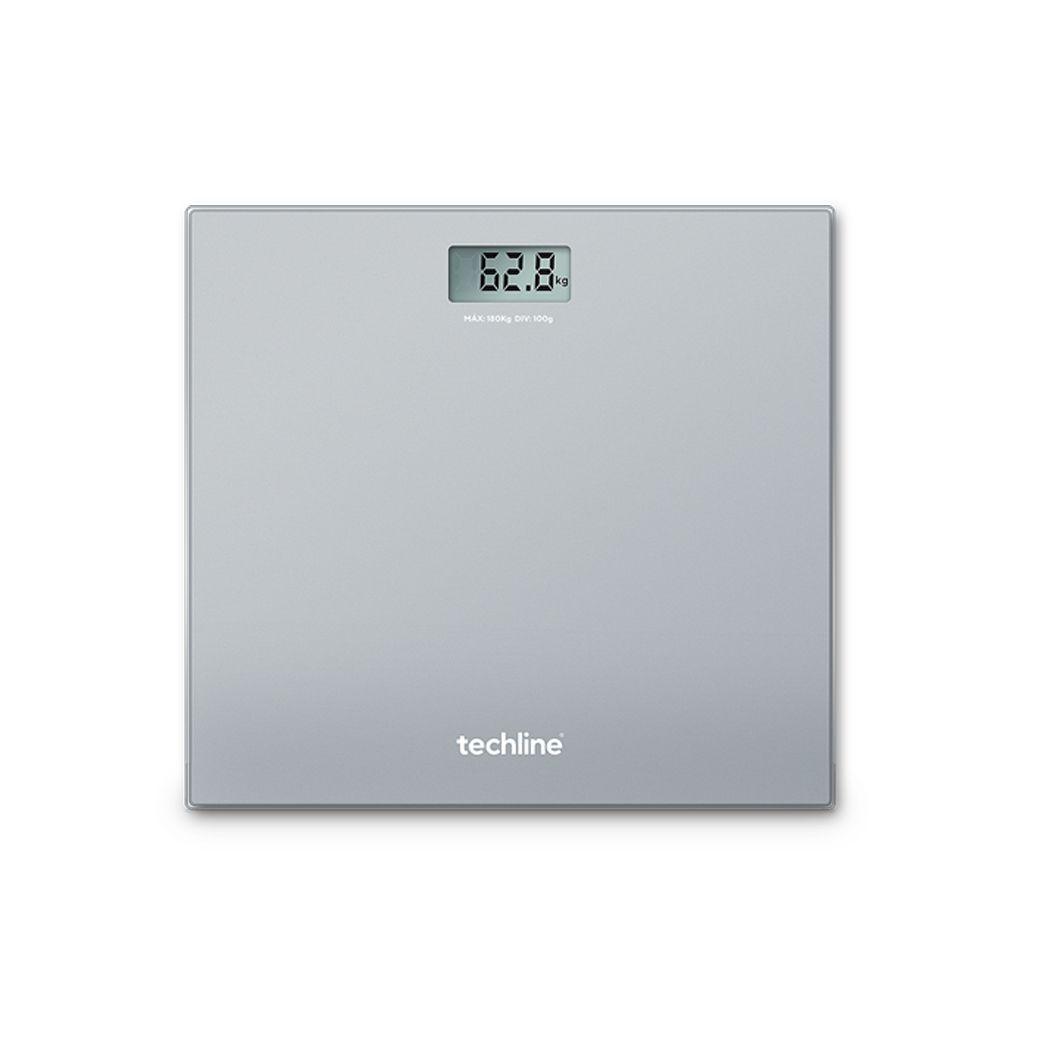 Balança Digital Techline Tec-Silver até 180kg