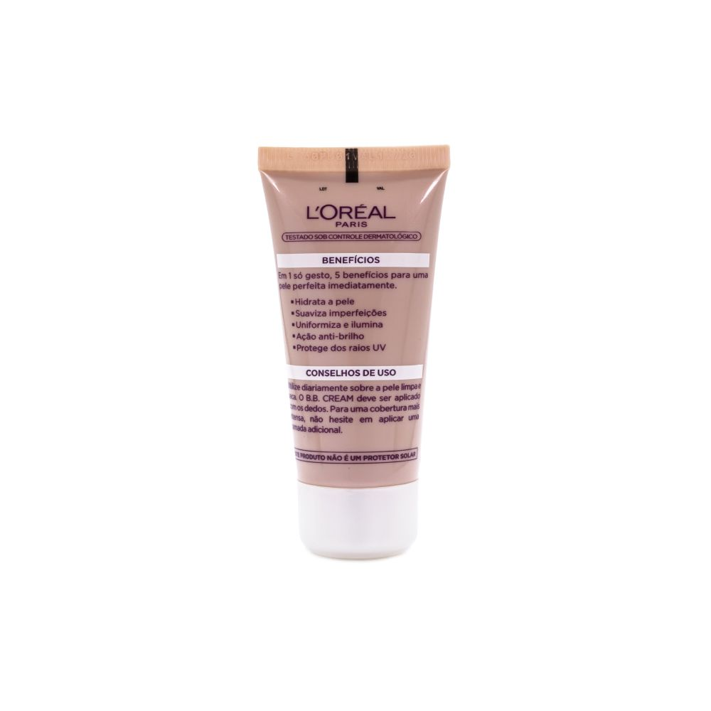 Base BB Cream L'Oréal Paris FPS20 Cor Clara