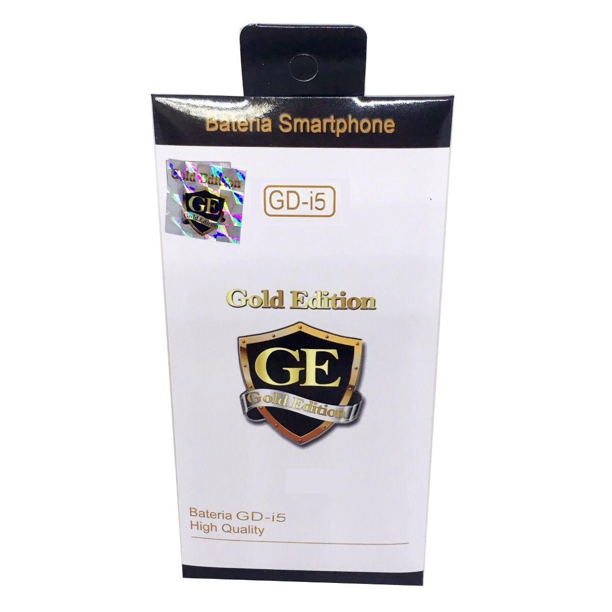 Bateria Para iPhone 5 Gold Edition GD-i5