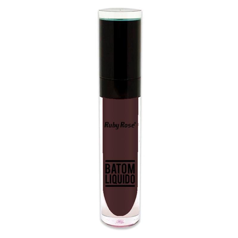 Batons Ruby Rose Líquidos Matte HB-8213