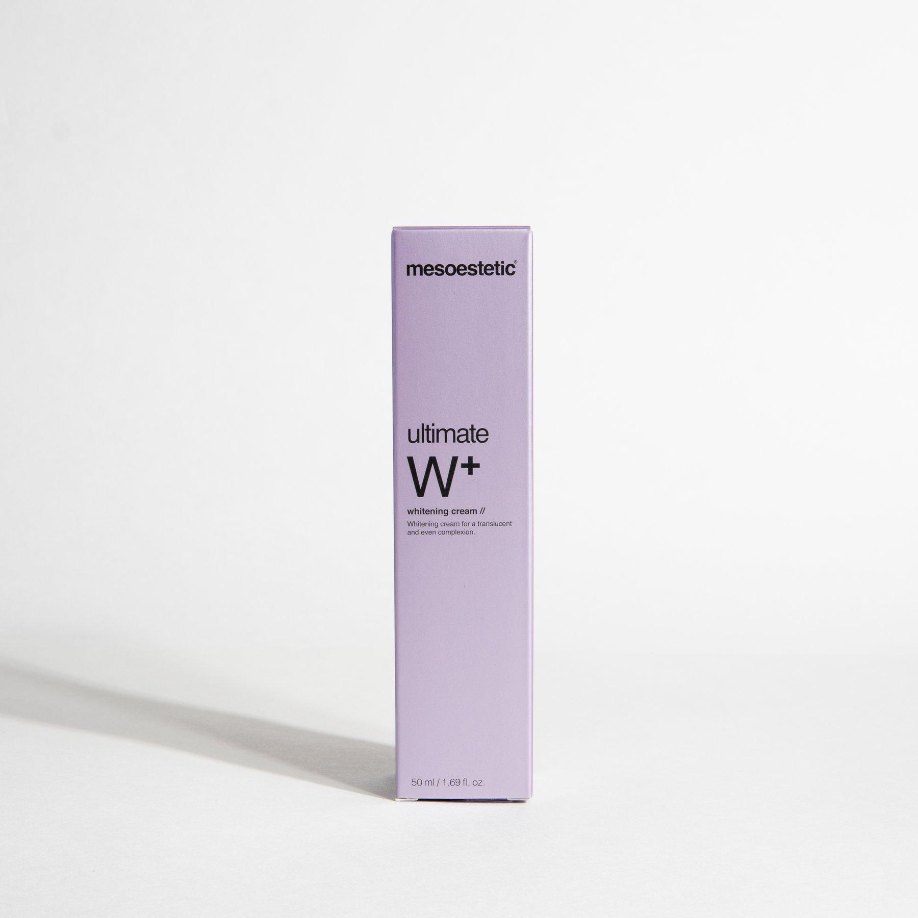 BB Cream Mesoestetic Ultimate W+ SPF 50 Medium 50ML