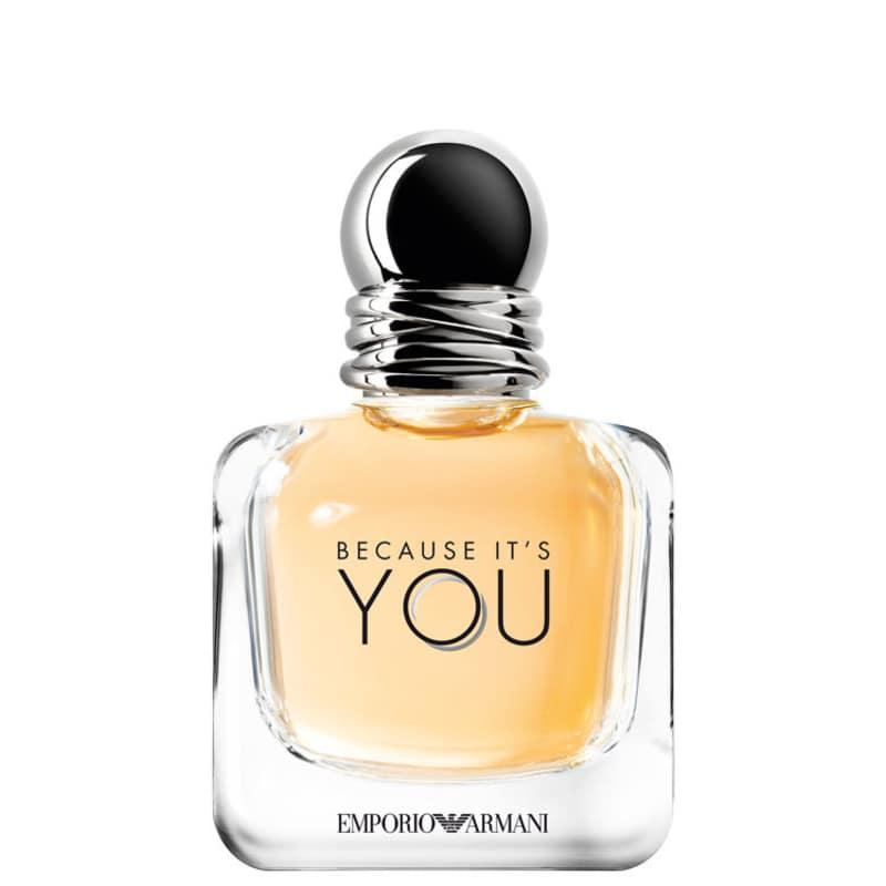 Perfume Because It's You Giorgio Armani Eau de Parfum Feminino 30ml