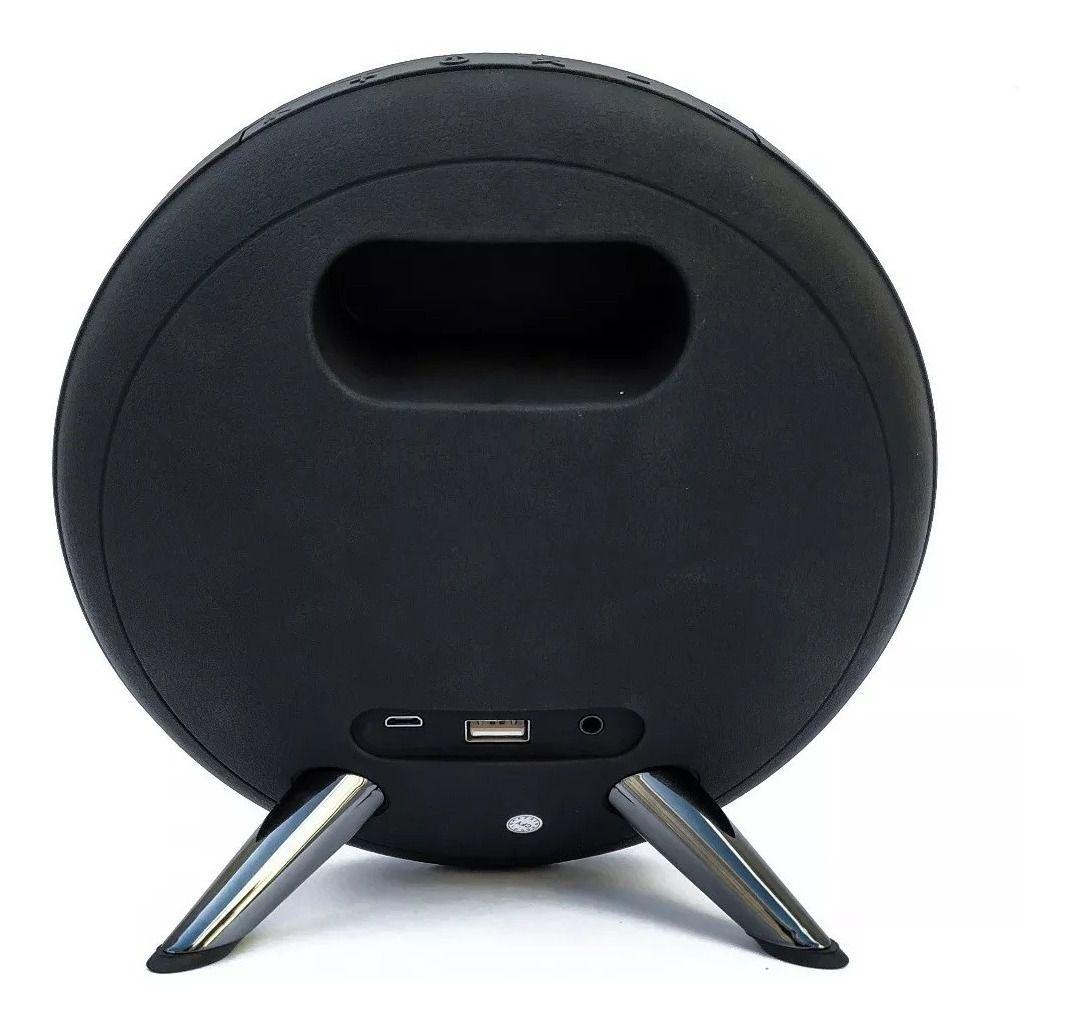 Caixa De Som H'maston YX-K4 Playlist 20W Bluetooth