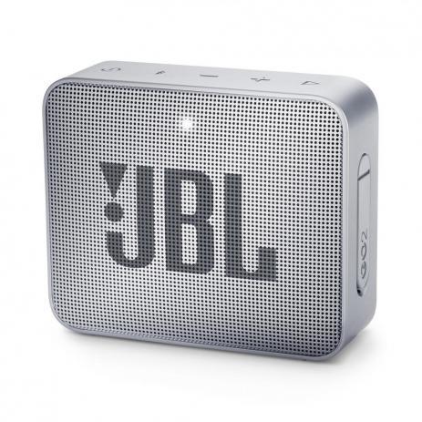 Caixa de Som JBL GO 2 Bluetooth Prata