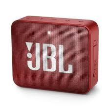 Caixa de Som JBL GO 2 Bluetooth Vermelho