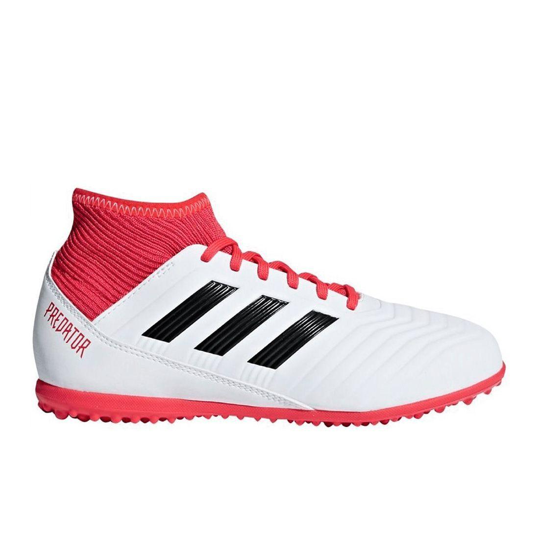 Chuteira Society Adidas Predator Tango 18.3 TF CP 9930 Branca nº 40 - JP  Import ... 97720b756ff2e