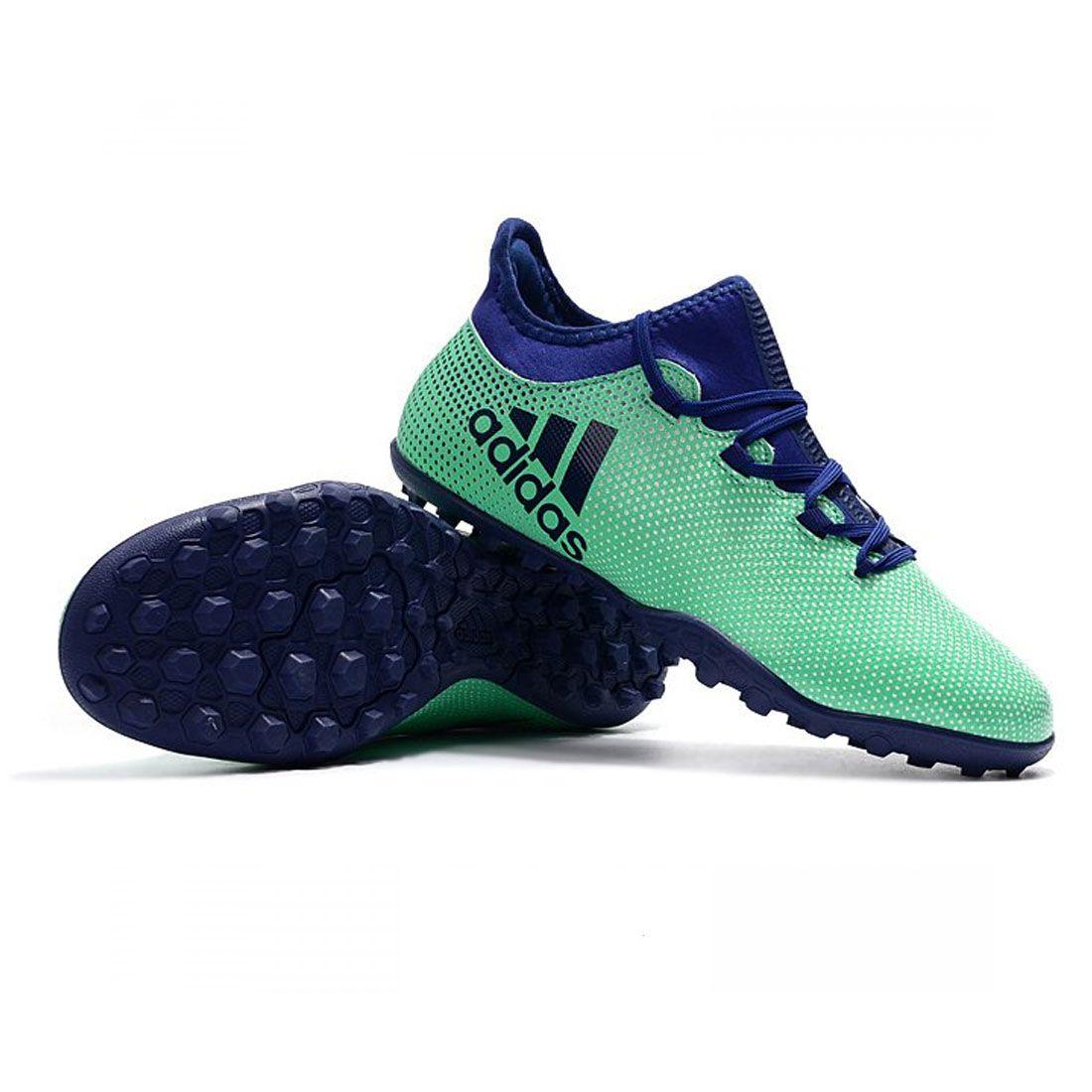 efca69fd410 Chuteira Adidas X Tango 17.3 TF Society Green N°41