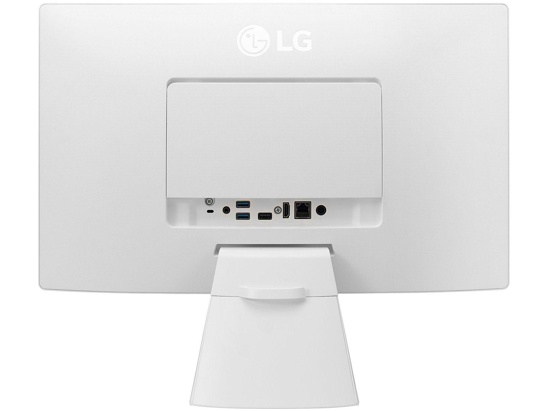 "Computador All-in-one LG 21,5"" Full HD Quad-Core, 4GB RAM + 500GB HD, 22V280 - L.BJ31P1"