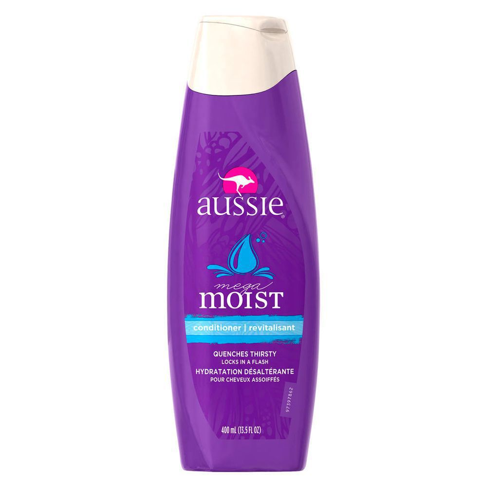 Condicionador Aussie Mega Moist 400ml