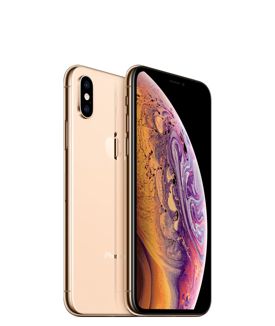 iphone xs max gold 256gb ios12