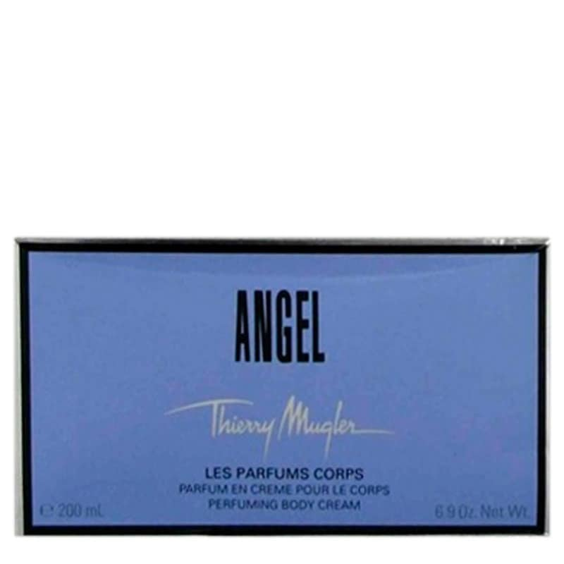 Creme Corporal Angel Mugler Parfum En Creme Pour Le Corps Feminino 200ml