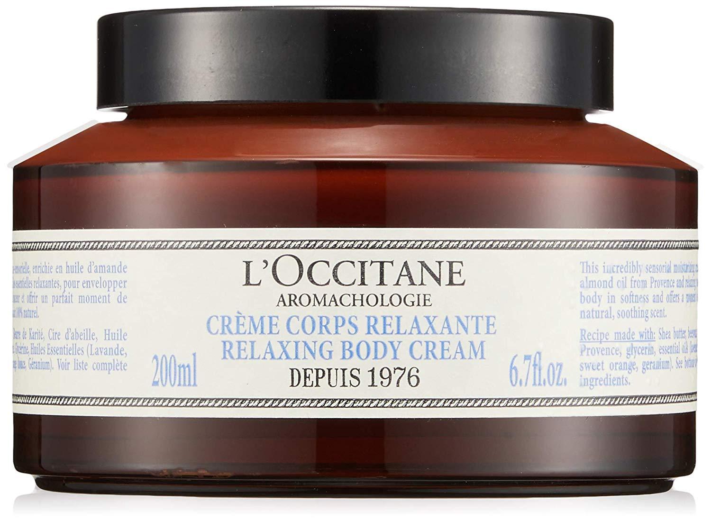 Creme Corporal L'occitane Relaxante Aromacologia 200ml