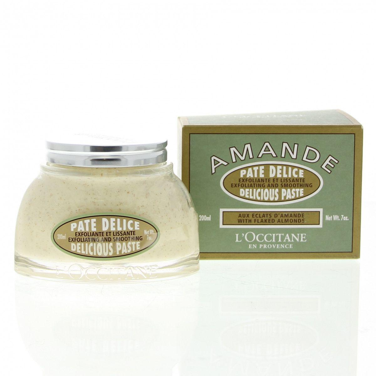 Creme Esfoliante L'occitane Amande 200ml