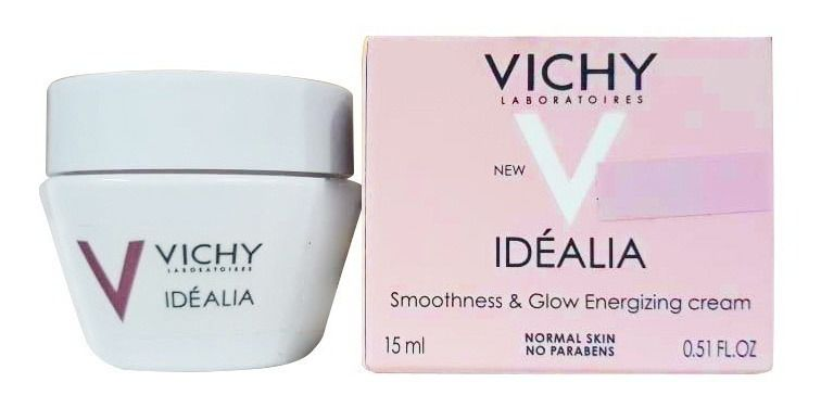 Creme Facial Vichy Idéalia Smoothness And Glow Energizing 15ml