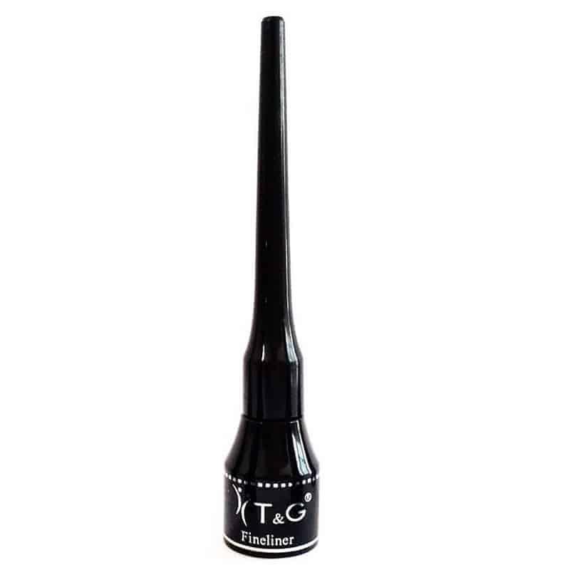 Delineador Líquido T&G Tango Fineliner Preto 3,5ml