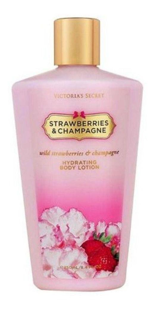 Hidratante Victoria's Secret Strawberries & Champagne 250ml