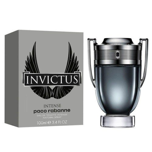 Invictus Intense Paco Rabanne Perfume Masculino Eau de Toilette 100ml