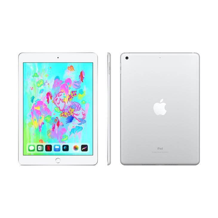 """iPad 6 Apple Tela Retina 9.7"""" 32GB Prata Wi-Fi A1893"""