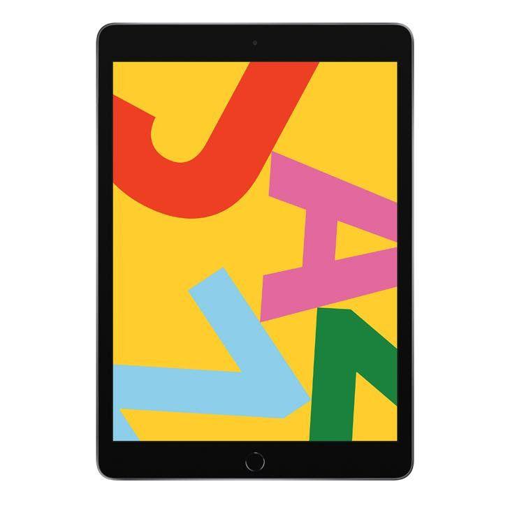 """iPad 7 Apple Tela Retina 10.2"""" 128GB Wi-Fi Space Gray"""