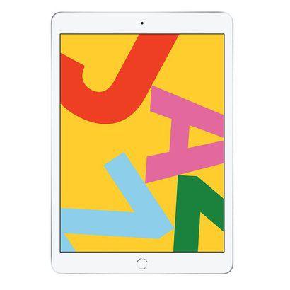 """iPad 7 Apple Tela Retina 10.2"""" 128GB Wi-Fi Silver"""