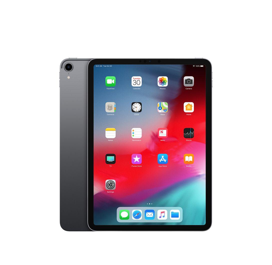 IPad Pro Apple Tela 11Pol 512GB Cinza Espacial Wi-Fi+4G A2013