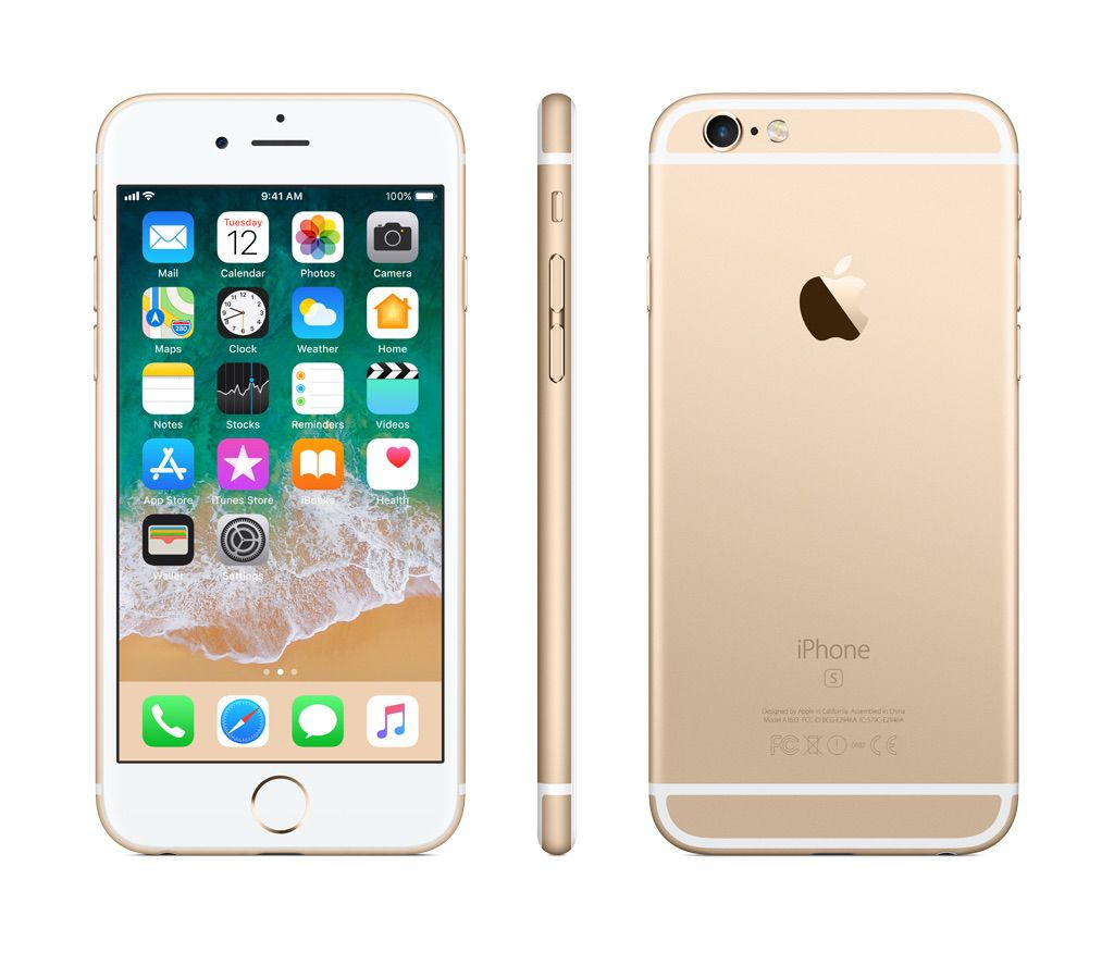 Iphone 6s 32GB Apple Gold