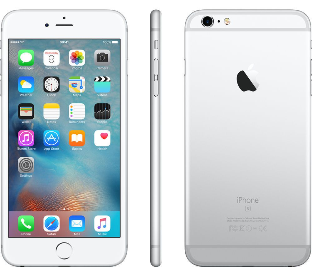 Iphone 6s 16GB Apple Silver