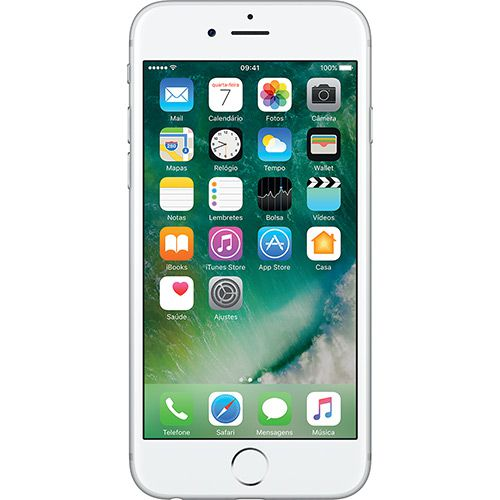Iphone 6s Plus 32GB Apple Silver